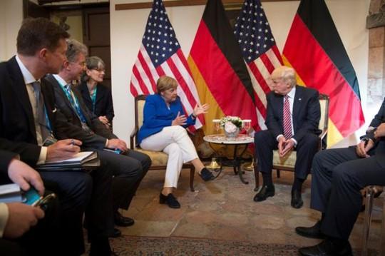 Thủ tướng Đức: Châu Âu phải tự nắm lấy số phận mình - Ảnh 1.