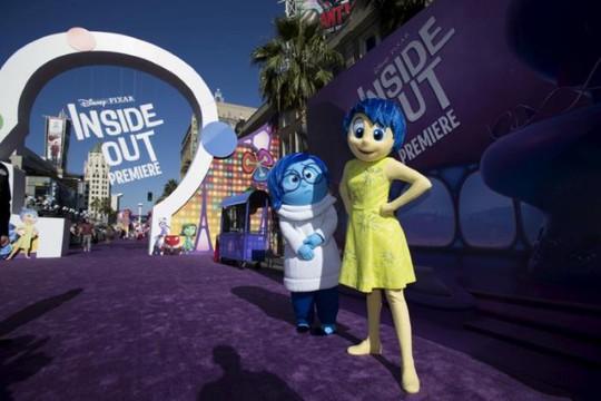 Disney bị kiện đánh cắp ý tưởng phim Inside Out - Ảnh 1.