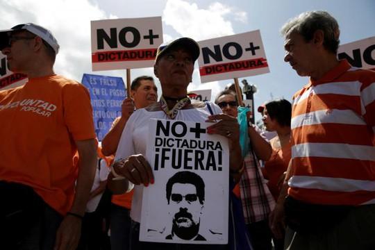 Ông Maduro bị chỉ trích là nhà độc tài. Ảnh: Reuters