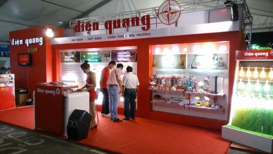 Bóng đèn Điện Quang giảm mạnh lợi nhuận - Ảnh 1.