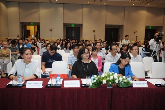 Hội thảo giáo dục - khai phá tiềm năng cho con - Ảnh 1.