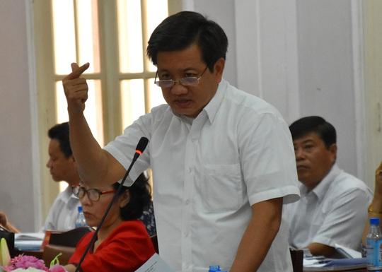 Ông Đoàn Ngọc Hải đề xuất chuyển 1 phó phường làm chuyên viên - Ảnh 1.