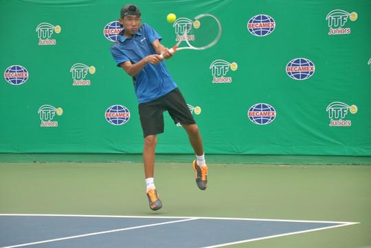 Nguyễn Văn Phương vô địch Giải U18 ITF - Ảnh 1.