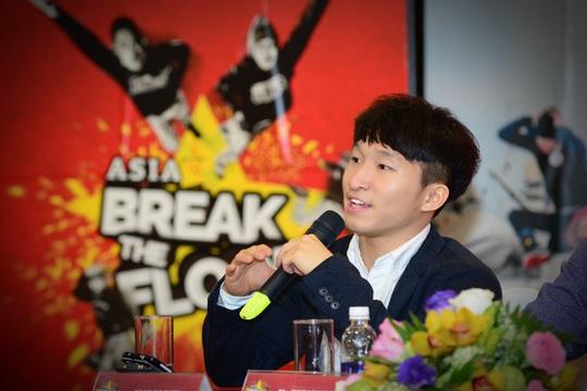 BBoy Pocket trở thành huyền thoại breakdance trẻ tuổi nhất ở Hàn Quốc
