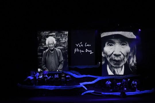 Đêm nhạc đầy cảm xúc với những khúc ca của nhạc sĩ Phạm Duy và Văn Cao