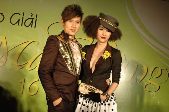 Dàn sao Việt cá tính trên thảm đỏ Mai Vàng lần thứ 16 - Ảnh 4.