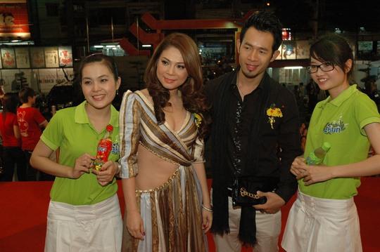 Dàn sao Việt cá tính trên thảm đỏ Mai Vàng lần thứ 16 - Ảnh 9.