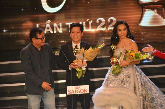 Trao Giải Mai Vàng lần thứ 22-2016: Chiến thắng của niềm tin yêu - Ảnh 4.