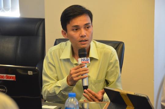 TS Nguyễn Phương - Trưởng Phòng Đào tạo Trường ĐH Sư phạm Kỹ thuật TP HCM