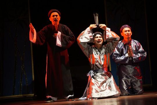Lê Khánh bị phanh thây trong Tiên Nga - Ảnh 2.