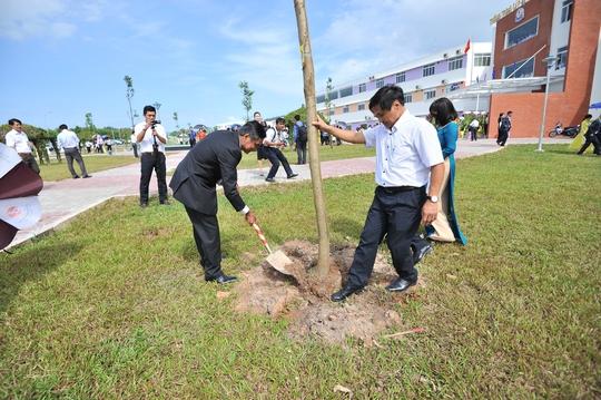Phú Quốc có trường trung cấp nghề đầu tiên - Ảnh 2.
