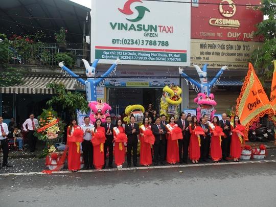 Vinasun khai trương hai chi nhánh tại Quảng Ngãi và Thừa Thiên - Huế - Ảnh 1.