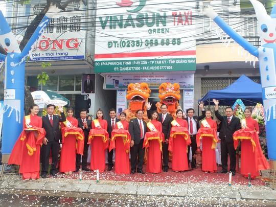 Vinasun khai trương chi nhánh tại Phú Yên và Quảng Nam - Ảnh 1.