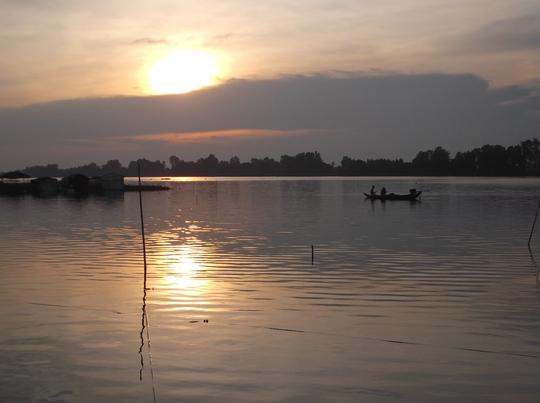 Lung linh mùa nước nổi ở An Giang - Ảnh 13.