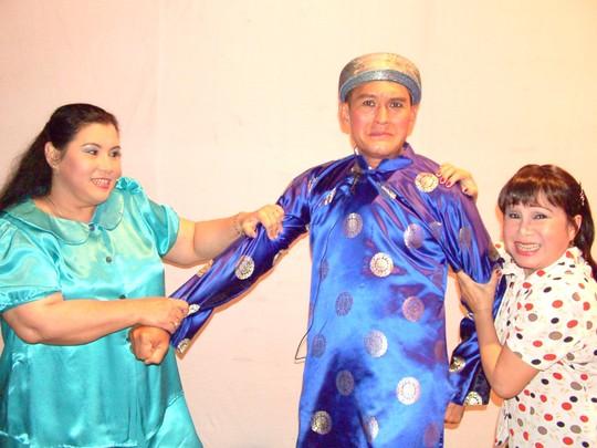 NS Duy Phuong Toi khong muon Le Giang doi mat voi phap luat