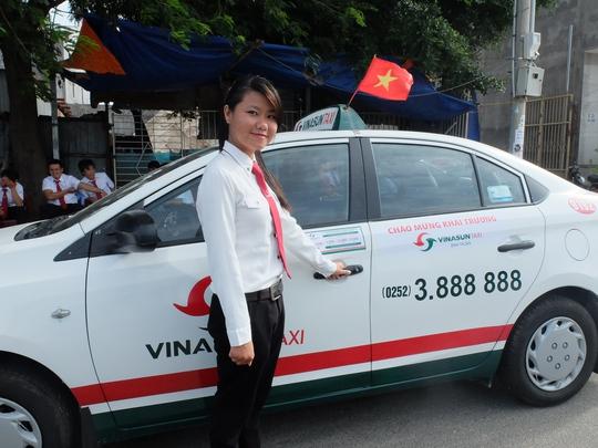 Vinasun taxi khai trương chi nhánh tại Bình Thuận - Ảnh 1.