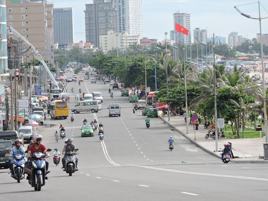 Vũng Tàu sẽ có phố đi bộ và chợ đêm trên đường Thùy Vân - Ảnh 1.