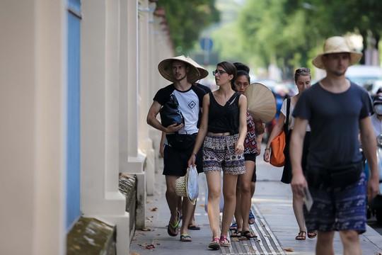 Đề xuất thu phí du khách: Yêu cầu Sở Du lịch TP giải trình - Ảnh 1.
