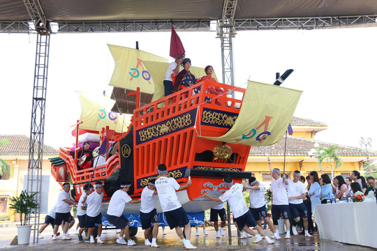 Con thuyền hữu nghị Việt-Nhật - Ảnh 1.