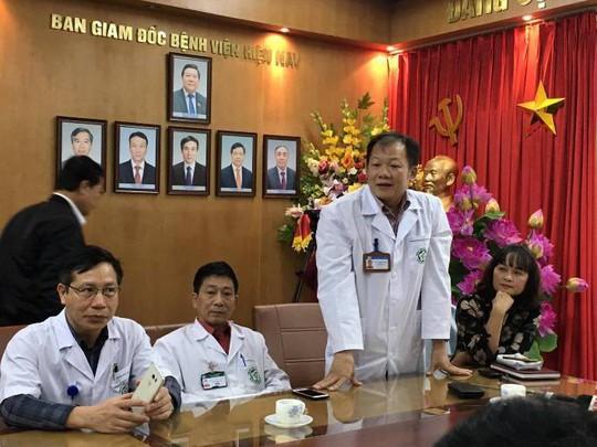 Bác sĩ BV Bạch Mai nhớ ra chưa triệt sản cho sản phụ 3 con - Ảnh 2.