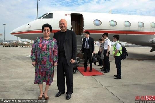 Bà là tỷ phú bất động sản tại Trung Quốc. Ảnh: 163.