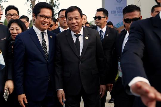 Tổng thống Philippines Duterte đăng đàn APEC 2017 - Ảnh 3.