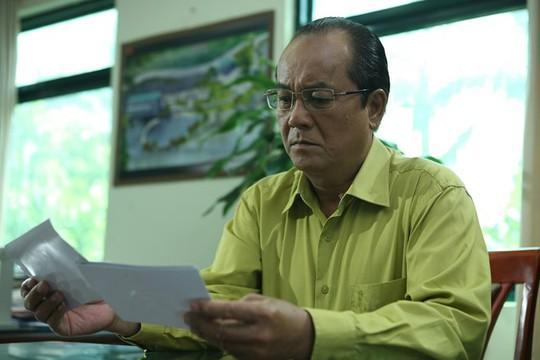 NSƯT Duy Thanh trong bộ phim Lựa chọn cuối cùng. Đây cũng là bộ phim cuối cùng mà ông tham gia