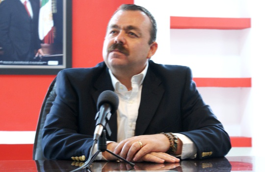 Ông Edgar Veytia. Ảnh: Lopezdoriga