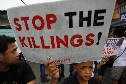 Philippines: Thiếu niên bị đâm 30 nhát trong chiến dịch chống ma túy? - Ảnh 2.