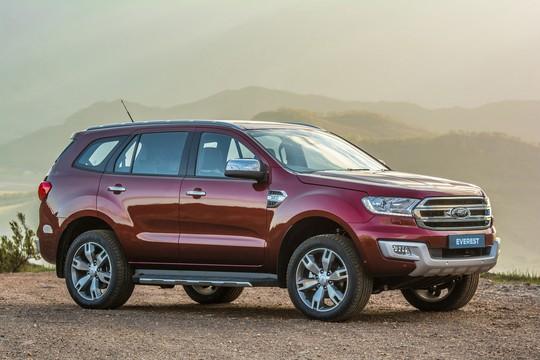 Ford Việt Nam nhảy vào cuộc chiến giảm giá