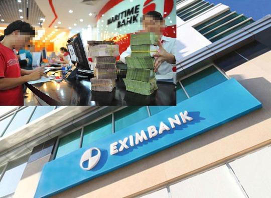 Eximbank và MaritimeBank lên tiếng việc bị yêu cầu thanh tra - Ảnh 1.