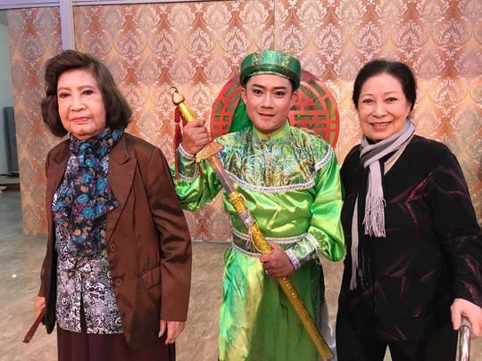 Kỳ nữ Kim Cương lập quỹ giúp đỡ NSƯT Ngọc Hương - Ảnh 4.