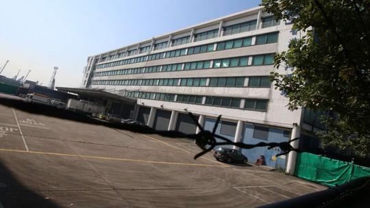 9 xe bọc thép không còn được nhìn thấy tại sân bãi hải quan Hồng Kông. Ảnh: SCMP
