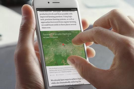 Facebook sắp thử nghiệm thu phí đọc tin tức - Ảnh 2.