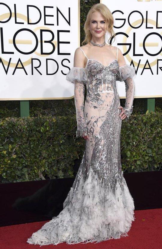 Thiên nga nước Úc Nicole Kidman