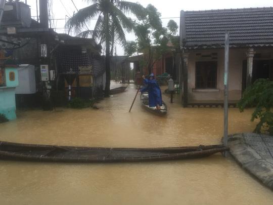 Thừa Thiên – Huế: Nguy cơ nước sông lên báo động 3 trở lại - Ảnh 3.