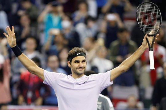Chung kết trong mơ Nadal – Federer ở Thượng Hải Masters - Ảnh 2.