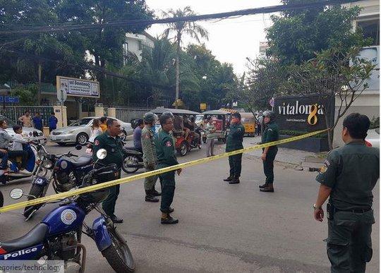 Á quân The Voice Campuchia bị chồng bắn chết - Ảnh 2.