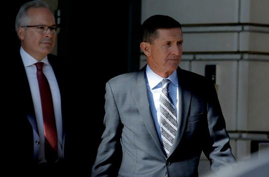 Con cá lớn Flynn sa lưới, ông Trump bị ảnh hưởng ra sao? - Ảnh 1.