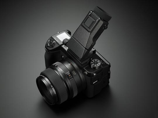 Kết quả hình ảnh cho Fujifilm GFX 50S