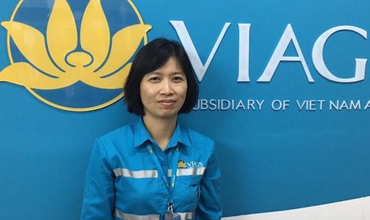 Nhân viên Nguyễn Thị Hải Yến trả lại cho hành khách đi máy bay 119.277.000 đồng