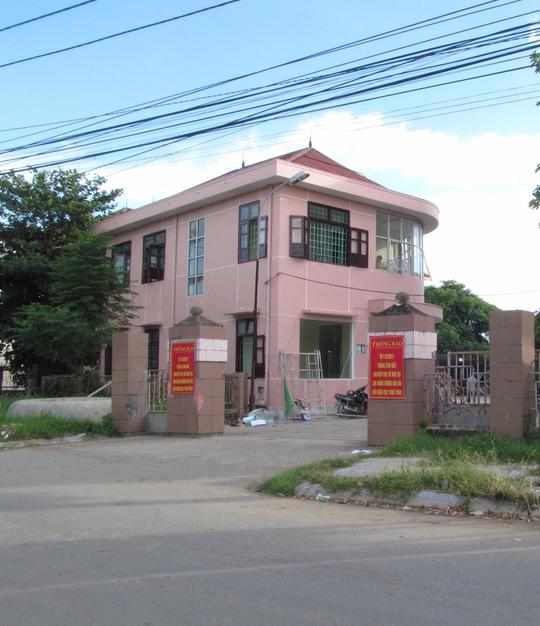 Cơ sở cai nghiện cạnh trường học - Ảnh 1.
