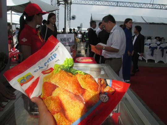 Kỳ công xuất thịt gà sang Nhật - Ảnh 1.