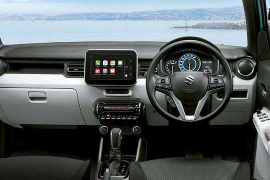 Suzuki Ignis - giá 238 triệu đồng đã có mặt tại Đông Nam Á
