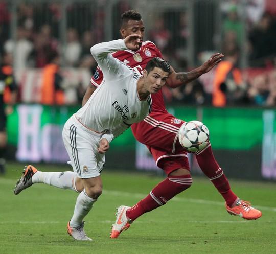 Real Madrid gặp lại Bayern Munich ở tứ kết