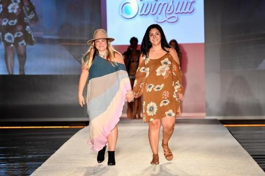 Úc: Chuyên gia chỉ trích dùng người mẫu béo - Ảnh 1.