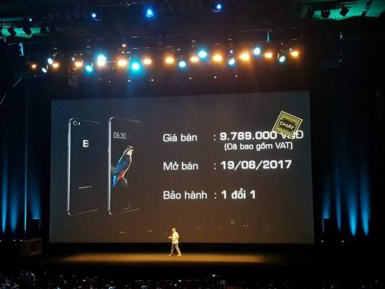Bphone 2 ra mắt với một phiên bản Gold cao cấp sử dụng camera kép - Ảnh 2.