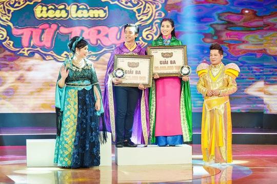 Phúc Zelo và Phạm Yến cùng đoạt giải ba
