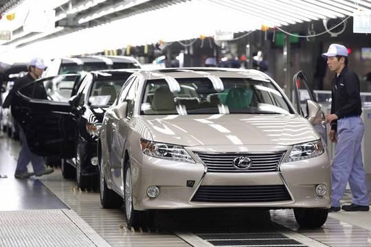 Mức thuế mới sẽ tạo nên khác biệt cho giá xe lắp ráp và nhập khẩu.