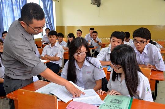 Giáo viên vẫn sợ học sinh đánh giá mình? - Ảnh 1.